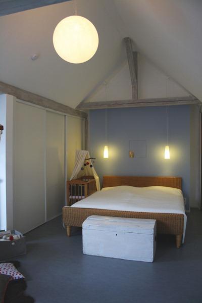 Fräulein Otten: Vorher/Nachher Schlafzimmer