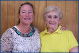 Sue and niece Allison