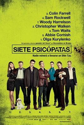 Poster 7 psicopatas
