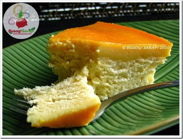LECHE FLAN CAKE WEDGE © BUSOG! SARAP! 2010
