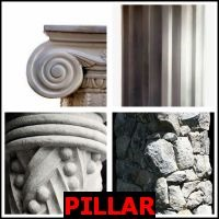 PILLAR- Whats The Word Answers
