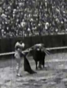 1914-04-22 Sevilla Joselito estocada cite