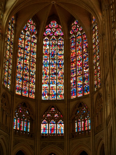 2011 08 04 Voyage France  Cathédrale St Gatien