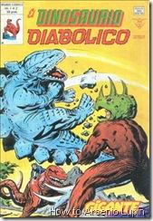 P00002 - Dinosaurio Diabolico v1 #