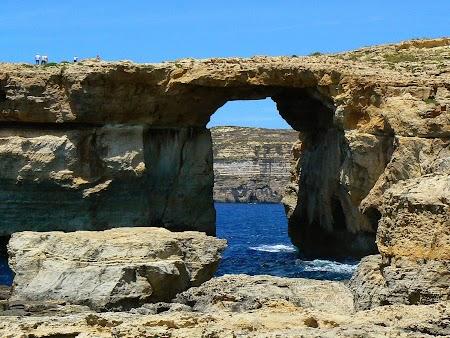 15. Arcul Natural din Gozo.JPG