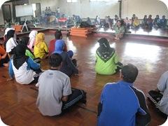 Gambar Kegiatan Bimtek Guru Kesenian SMP & SMA Disdik Prov Riau di Yogyakarta