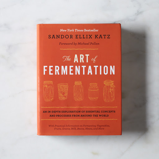 The Art of Fermentation, Signed Cookbook
