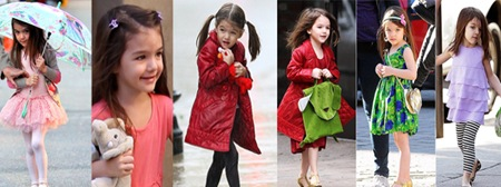 Suri Cruise's $130,000 Christmas Wish List!