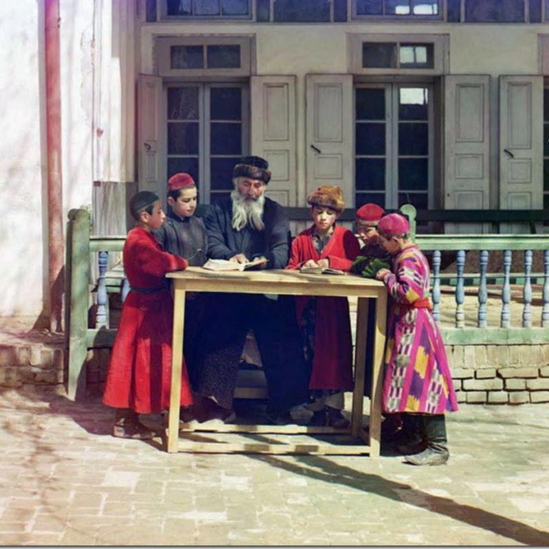 A Rússia Imperial em fotografias coloridas