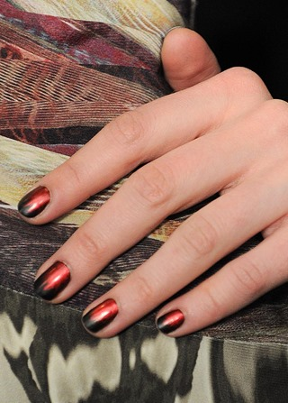 butter LONDON for Nicole Miller #NYFW