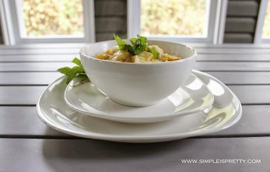 Zucchini and Bread Soup Recipe from www.simpleispretty.com