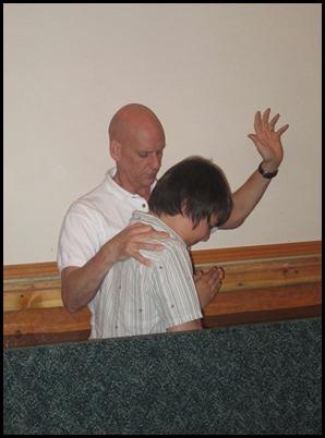 Isaac's baptism 003