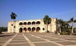 Alcázar de Don Diego Colón