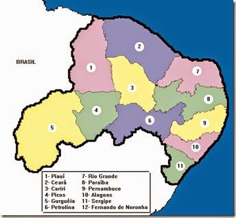 separatismo nordeste