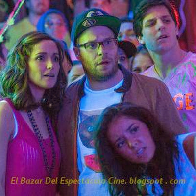 Buenos vecinos: Sinopsis, ficha, data, critica: Neighbors