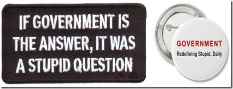 Dumb Stupid Govt