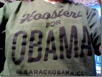 Hoosiers for Obama