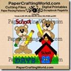 school days layout ppr-cf-200