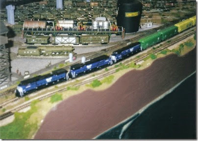 10 Mt Rainier N-Scale Layout at GATS in Puyallup, Washington in November 2000