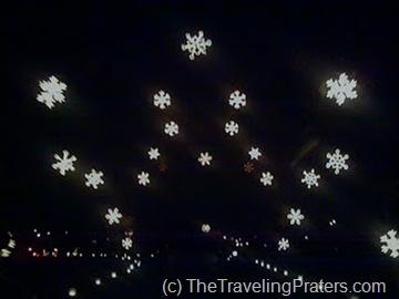snowflake tunnel