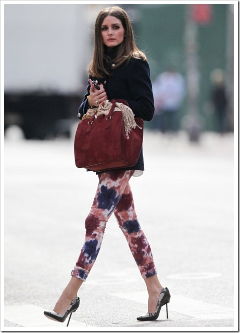 Olivia-Palermo-style