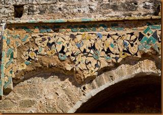 Rabat, arch detail