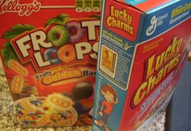 froot loops lucky charms