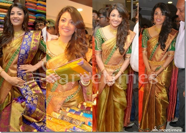 Kajal_Bridal_Silk_Saree