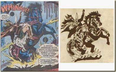 horseman comparison