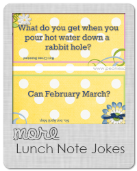 more lunch note jokes