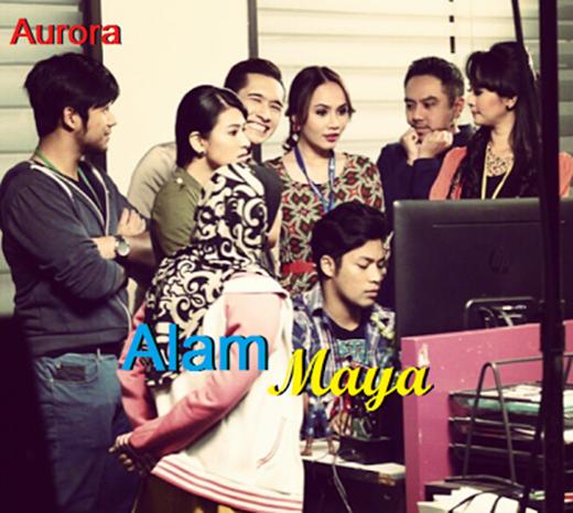 Senarai Lagu Ost Alam Maya Slot Aurora TV9