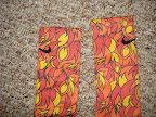 nike basketball elite lebron socks china 1 05 Matching Nike Basketball Elite Socks for LeBron 9 Miami Vice