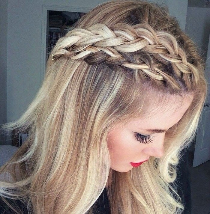 Straight Hair Braid Styles Style on Straight Hair is