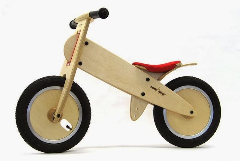 Как сделать велосипед для ребенка