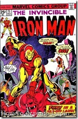 P00218 - El Invencible Iron Man #73