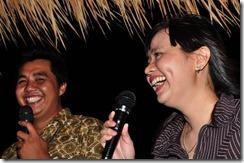 smiling singers