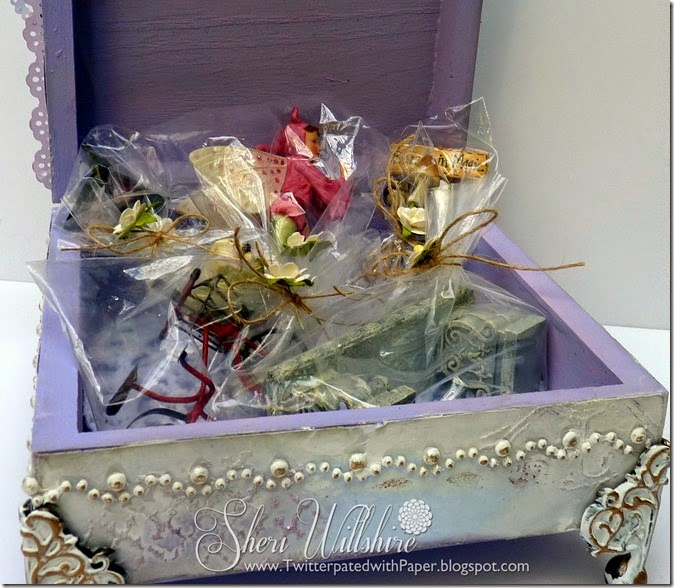 Fairy Gaden Kit close up