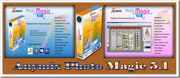 Anymix Photo Magic 5 full version