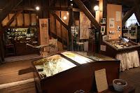 Museum floor