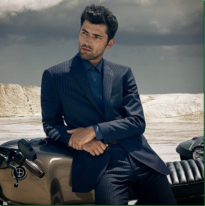 Sean O'Pry fronts Sarar Fall/Winter 2014