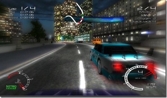 Street Challenge Racer vs Police free full game (3)