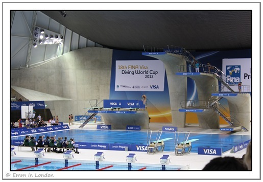 In Motion 2 FINA Diving World Cup 2012