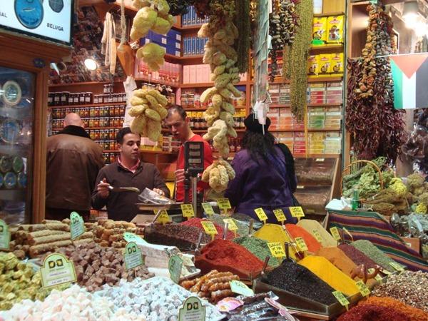 البازار المصري اسطنبول