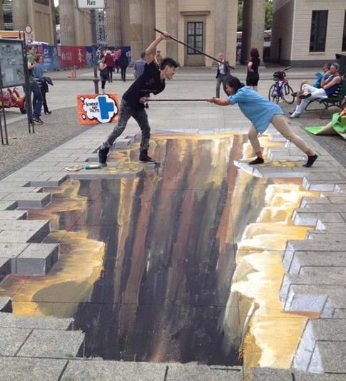 20. Arte callejero en Berlín