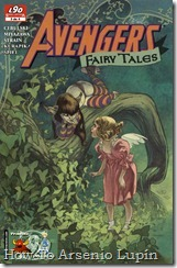 P00003 - Avengers Fairy Tales #3