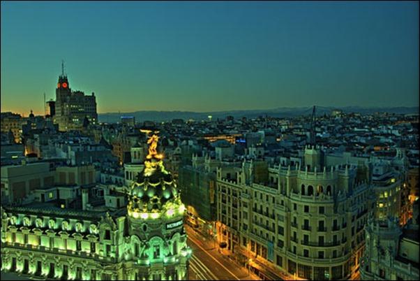 دليل مدريد السياحي