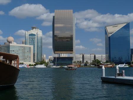 Obiective turistice Dubai: Deira la Creek