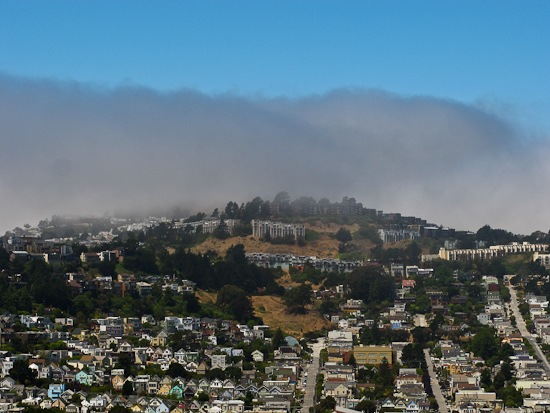 Bernal Hill Walk