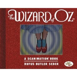 Wizard of Oz Scanimation: 10 Classic Scenes from Over the Rainbow (Scanimation Books)