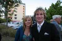 Hayley and David